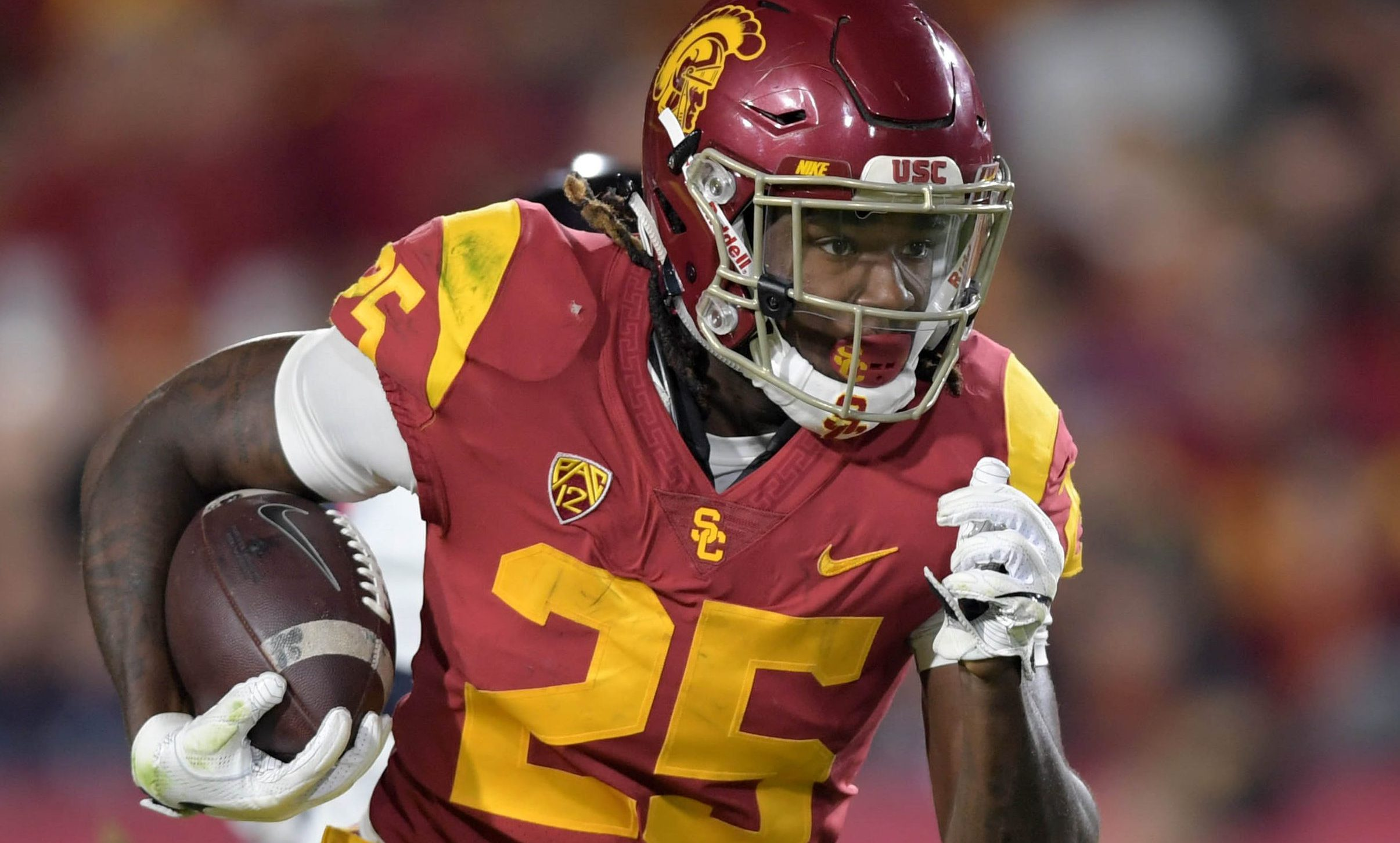 Rookie Rundown Rb Ronald Jones Ii Usc