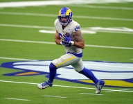 Tyler Higbee ready to step up for the Rams